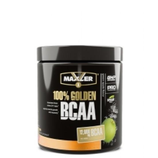 Maxler 100% Golden BCAA 210 g Grern Appel