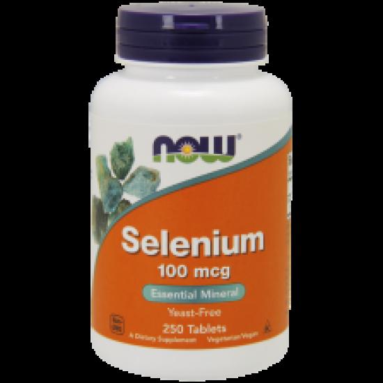 NOW Selenium 100 mcg 100 tabs