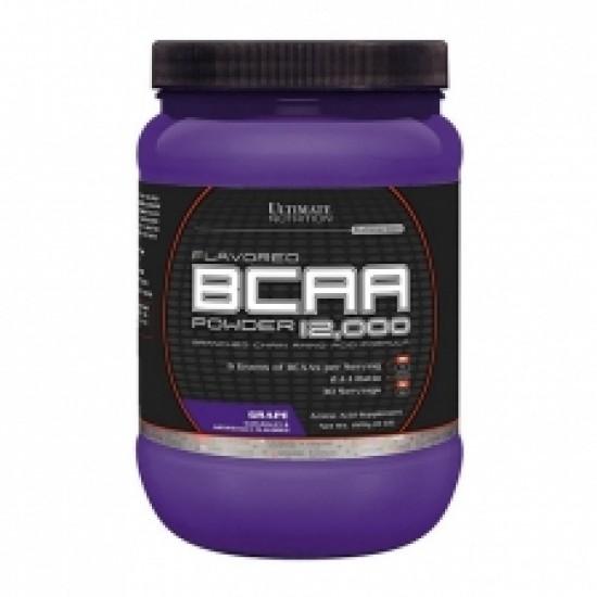 Ultimate BCAA 12000 Powder Flavored 228g АРБУЗ